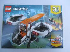LEGO CREATOR 3 IN 1- *DRONE EXPLORER* #31071-MINT 6-12 NEW!