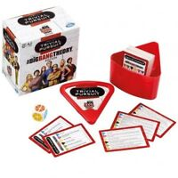 The Big Bang Theory Bitesize Edition Trivial Pursuit Game with Free UK P&P