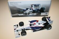 1/18 BMW SAUBER F1.09 R. KUBICA 2009 DEALER BOX MINICHAMPS