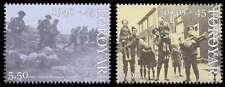 Faroe Islands 2005 British Occupation during World War Ii, Mnh / Unm