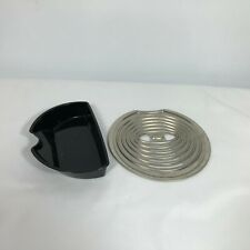 Philips Senseo 7810 Replacement Drip Trays Metal and Plastic