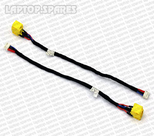 IBM Lenovo ThinkPad SL510 DC Power Port Jack Socket and Cable Wire DW142