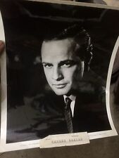 Original Marlon Brando Silver Gelatin Photo, Pennebaker for Paramount, 1959
