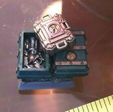 Dwarf Gun Box Objective Marker Scenery Terrain AOS Warhammer GW