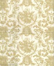 1 Serviette en papier DINER Toile de Jouy Romantique Paper Napkin Romantic Gold