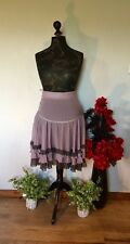 Tiered Skirt by Bohemia of Sweden Bohemian Hippy Lagenlook