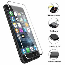 New Tempered Glass Screen Protector Film Guard Anti Scratch For iPhone 4 5 6 7 8