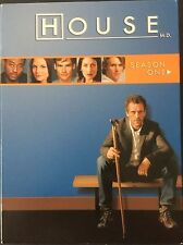 House M.D. - Season One - Dr. House - Staffel 1 - Blu-ray