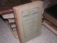 1892.histoire de Lonlay l'abbaye / Le Faverais.Domfront Fredebise