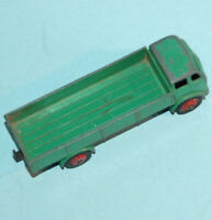 Dinky Toys MECCANO England #420 FORWARD CONTROL LORRY mid green red hubs 1954-61