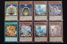 Hieratic Dragon deck set (Seal of the Sun Overlord, King, Nebthet, Eset Nuit Su)