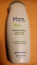 Johnson's Body Care Feeling Healthy Green Tea Body Wash 20.3 fl oz
