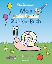 Nico Sternbaum - Mein kunterbuntes Zahlen-Buch