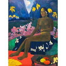 Paul Gauguin Te Aa No Areois Extra Large Wall Art Print Premium Canvas Mural