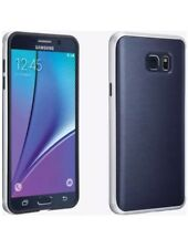 Verizon OEM Soft Cover Case For Samsung Galaxy Note 5 - Blue