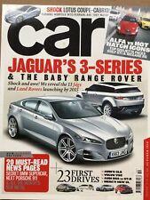 Car Magazine - October 2010 - Range Rover Evoque  Alfa Guilietta Maybach