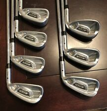 Ping Anser Forged Black Dot Iron Set w/ Tour Issue S400 Steel Shafts - $1350