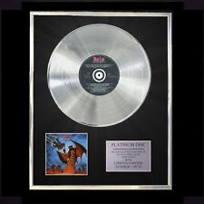 MEAT LOAF BAT OUT OF HELL II BACK IN TO HELL  CD PLATINUM DISC FREE P+P!!