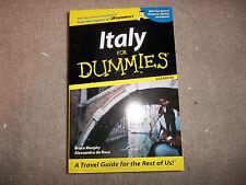 Italy for Dummies Murphy de Rosa