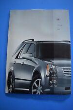 Original 2005 Cadillac SRX Sales Brochure