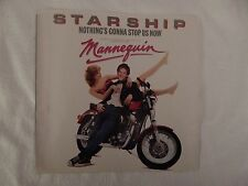 "STARSHIP ""Nothing's Gonna Stop Us Now"" PICYURE SLEEVE! NEW! NICEST COPY ON eBAY!"