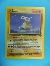 CUBONE Pokemon Collectable Official PCG TCG Game Trading Card P4