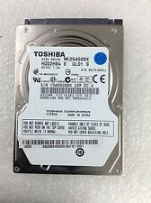 Hard Disk Drive HDD spares parts FAULTY TOSHIBA 250GB MK2565GSX HDD2H84 UL01 S