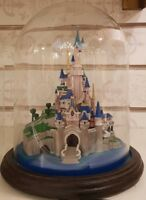 Figurine LE CHATEAU DE LA BELLE AU BOIS DORMANT / Sleeping Beauty Disneyland P.