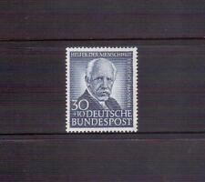 GERMANY 1953 30+10 F Nansen MUH