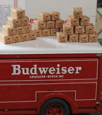 One Budweiser Beer Case 1:24 G Scale Miniature New!