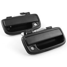 Fit for Tacoma 1995-2004 6922035070 New Pair Black Outside Exterior Door Handle