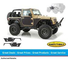 Smittybilt Jeep JK Wrangler Magnetic Protection Panel 9-Piece Kit (2-door)