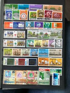 Singapore Mainly MM Selection With A Good Catalogue Value (1048)