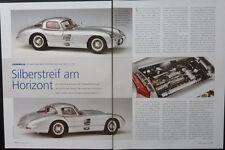 Recopilar' 55 Mercedes-Benz SLR 300 uhlenhaut en 1-18 de cmc... un informe de modelo