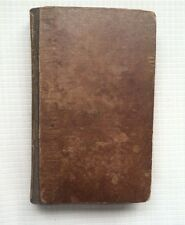 History Of The Town Plymouth from 1620-1832 & History Of NE Aborigines. Thacher.