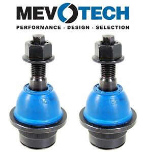 For F-150 Lincoln Pair Set of Front Lower Improved Design Ball Joints Mevotech