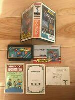EXC++ ROLLING THUNDER Nintendo Famicom FC NES NTSC-J Japan Import Tested works