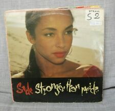 SADE ‎– STRONGER THAN PRIDE	LP N. 5741