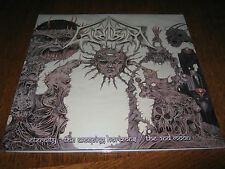 """GOLEM """"Eternity - The Weeping Horizons / The 2nd Moon"""" 2 X LP carcass morgoth"""