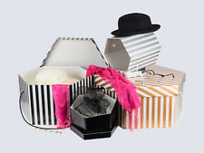 Hat Storage Box / Hat Box Various Sizes (wholesale available)