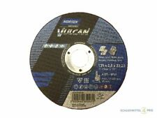 25 NORTON Vulcan Trennscheiben 125x2,0mm Metall / INOX T41 gerade Made in EU