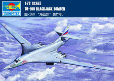TRUMPETER 1/72 01620 TU-160 on SPECIAL model kit