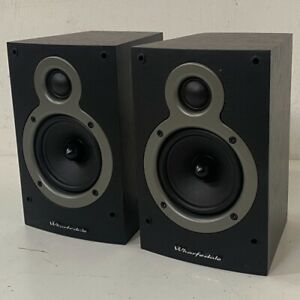 High End Wharfedale Crystal CR-30.1 Bookshelf Stereo Speakers - 100 watt