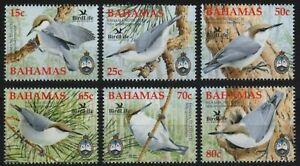 Bahamas 2006 - Mi-Nr. 1239-1244 ** - MNH - Vögel / Birds