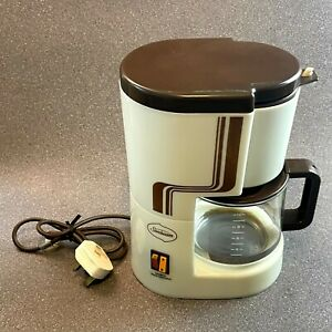Vintage Sunbeam 372 Filter Coffee Maker, Retro, West Germany, Tested Working