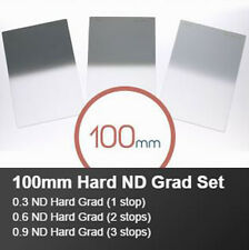 Lee 150 x 100mm (ND) Neutral Density Hard Grad SET ( 3 filters)