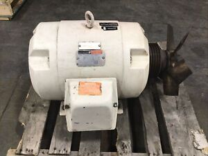 Reliance Duty Master Motor 30 Hp 3525RPM 1MAF33720-G02-ZN 284TS #5281TAW