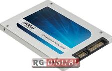 """Crucial Mx100 SSD esterno da 512gb 2.5"""" Nero"""
