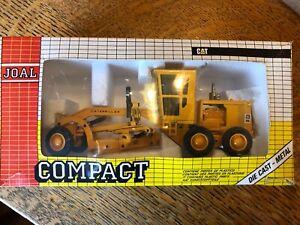 Joal  Compact Caterpillar Grader Model In Box