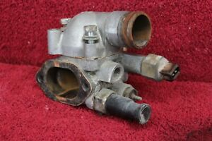 Datsun 810 Maxima thermostat housing assembly OEM used